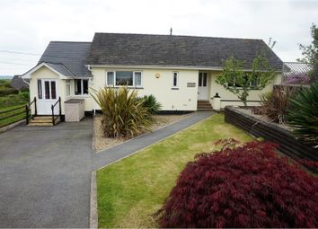 Thumbnail 4 bed detached bungalow for sale in Fore Street, Liskeard