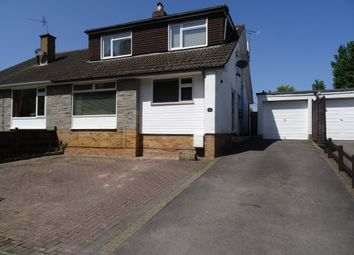 Thumbnail 4 bed semi-detached house for sale in Brookside Drive, Frampton Cotterell, Bristol