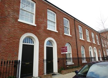 Thumbnail 2 bed terraced house to rent in Liscombe Street, Poundbury, Dorchester
