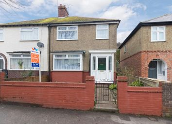 3 bed semi-detached house for sale in Elms Vale Road, Dover CT17