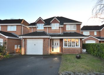 Thumbnail 4 bed detached house for sale in Turnberry Drive, Beggarwood, Basingstoke