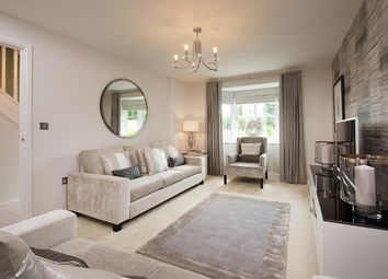 "Thumbnail 4 bed detached house for sale in ""Somerton"" at Beauchamp Avenue, Midsomer Norton, Radstock"