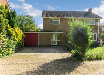 Thumbnail 4 bed detached house to rent in Green Drift, Royston