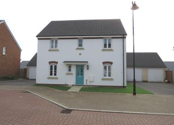 Thumbnail 4 bed detached house for sale in Maes Yr Ysgall, Coity, Bridgend