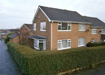 Thumbnail 3 bed semi-detached house to rent in West Wylam Drive, Hexham