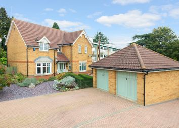 Thumbnail 4 bed detached house for sale in Penny Cress Gardens, Maidstone