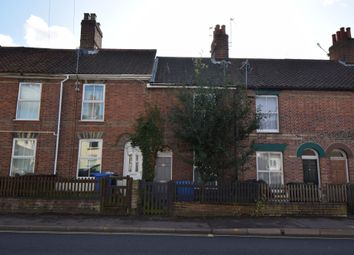 Thumbnail 2 bed terraced house to rent in Magpie Road, Norwich, Norfolk