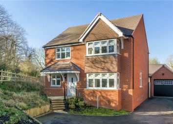 Thumbnail 4 bed detached house for sale in Poplar Way, Whitnash, Leamington Spa, Warwickshire