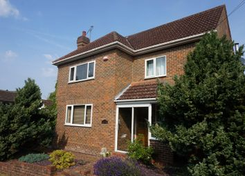 Thumbnail 4 bed detached house for sale in Chapel Road, Ashford