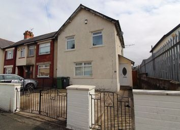 Thumbnail 3 bed end terrace house for sale in Pen Y Garn Road, Ely, Cardiff