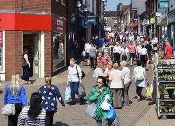 Thumbnail Retail premises to let in Castle Walk, Newcastle Under Lyme