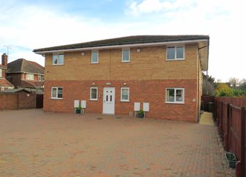Thumbnail 3 bed flat for sale in Newark Avenue, Dogsthorpe, Peterborough