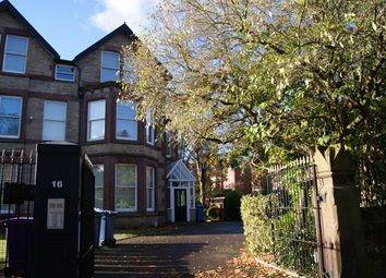 Thumbnail Studio to rent in Alexandra Drive, Sefton Park, Liverpool