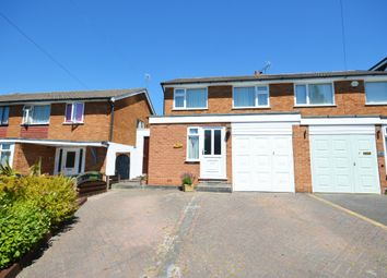 Thumbnail 3 bed semi-detached house for sale in Rolan Drive, Shirley, Solihull