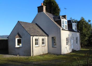 Thumbnail 2 bed detached house to rent in Glassel, Banchory