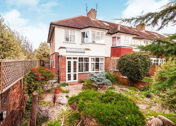 Thumbnail 3 bed end terrace house for sale in Marble Hill Close, Twickenham