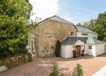 Thumbnail 5 bed detached house for sale in Trevarrack Road, Gulval