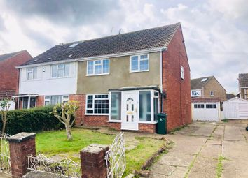 Thumbnail Semi-detached house to rent in Denchers Plat, Crawley