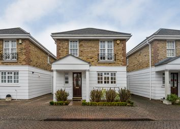 Thumbnail 3 bed detached house to rent in Kensington Gardens, Kingston Upon Thames