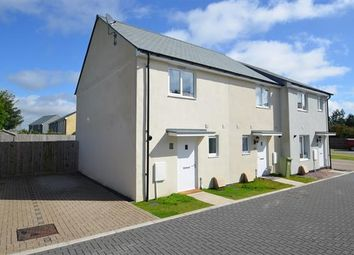 Thumbnail 2 bed end terrace house for sale in Kingston Way, Mabe Burnthouse, Penryn