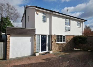 Thumbnail 4 bedroom detached house for sale in Cavendish Meads, Sunninghill, Ascot, Berkshire