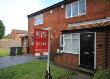 Thumbnail 2 bed terraced house to rent in Sandon Close, Newcastle Upon Tyne NE27, Newcastle Upon Tyne,