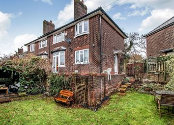 Thumbnail 3 bed semi-detached house for sale in Riverside Avenue, Chorlton, Manchester