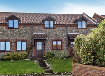Thumbnail 2 bedroom cottage for sale in Pintail Close, Salthouse, Holt