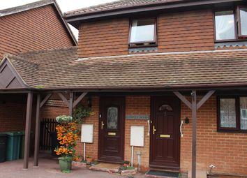 Thumbnail 1 bed maisonette for sale in Station Road, Overton, Basingstoke