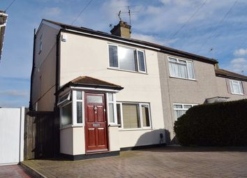 Thumbnail 3 bed semi-detached house for sale in Mead Close, Harrow Weald