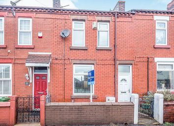 Thumbnail 3 bed terraced house for sale in City Road, Wigan