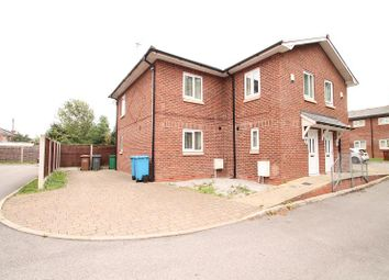 Thumbnail 4 bed semi-detached house to rent in Royle Green Road, Northenden, Manchester
