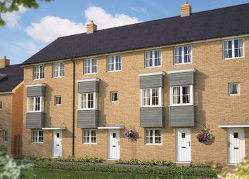 "Thumbnail 3 bedroom town house for sale in ""The Horton"" at Cutforth Way, Romsey"