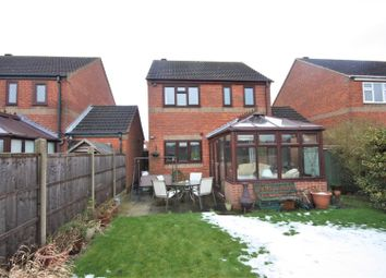 Thumbnail 3 bed detached house for sale in Blackett Drive, Heather, Coalville