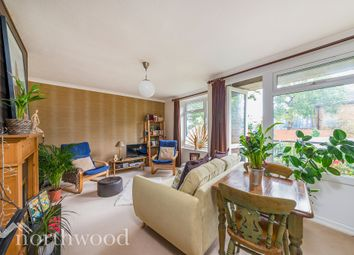 Thumbnail 2 bed flat for sale in Windsor Close, West Norwood, London