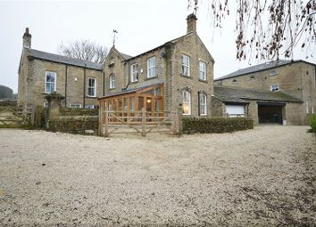 Thumbnail 3 bed link-detached house for sale in Black Rock Farm, Linthwaite, Huddersfield