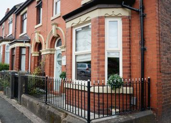 Thumbnail 4 bedroom terraced house for sale in Tunstall Road, Biddulph, Staffordshire