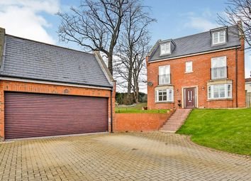 Thumbnail 5 bed detached house for sale in Pelaw Bank, Chester Le Street
