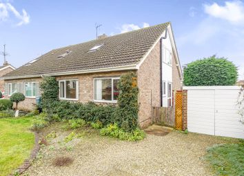 Thumbnail 3 bed bungalow for sale in Furlong Gardens, Hilperton, Trowbridge
