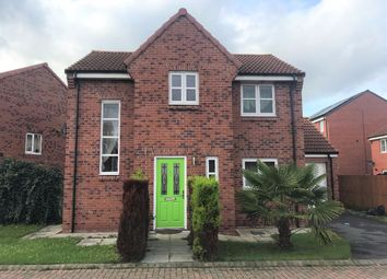Thumbnail 3 bed detached house to rent in Nent Way, Darlington