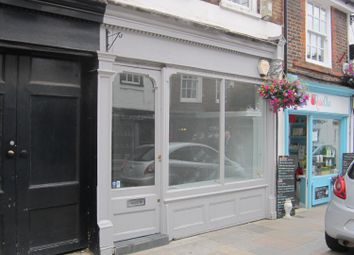 Thumbnail Retail premises to let in Church Street, Twickenham