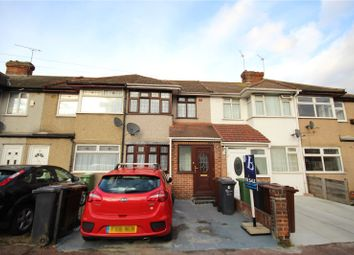 Thumbnail 3 bed terraced house to rent in Third Avenue, Dagnham