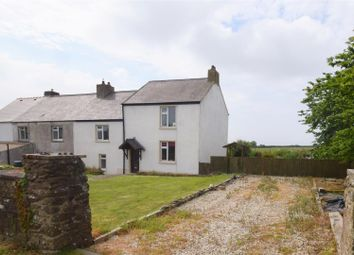 Thumbnail 3 bed cottage for sale in Hasguard, Haverfordwest