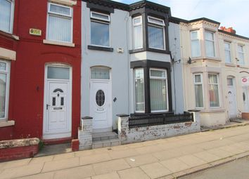 Thumbnail 3 bedroom terraced house for sale in Wharncliffe Road, Stoneycroft, Liverpool