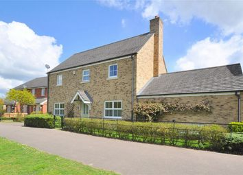 Thumbnail 4 bed detached house for sale in The Glades, Hinchingbrooke, Huntingdon, Cambridgeshire