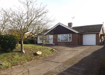 Thumbnail 3 bed bungalow to rent in Duxford Road, Hinxton, Saffron Walden