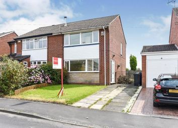 Thumbnail 3 bed semi-detached house for sale in Vicarage Drive, Dukinfield, Greater Manchester, United Kingdom
