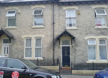 Thumbnail 4 bed terraced house to rent in Croydon Road, Newcastle Upon Tyne