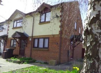 Thumbnail 2 bed end terrace house for sale in Bridgwater, Somerset, .