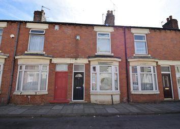 Thumbnail 2 bed terraced house for sale in Roscoe Street, Middlesbrough